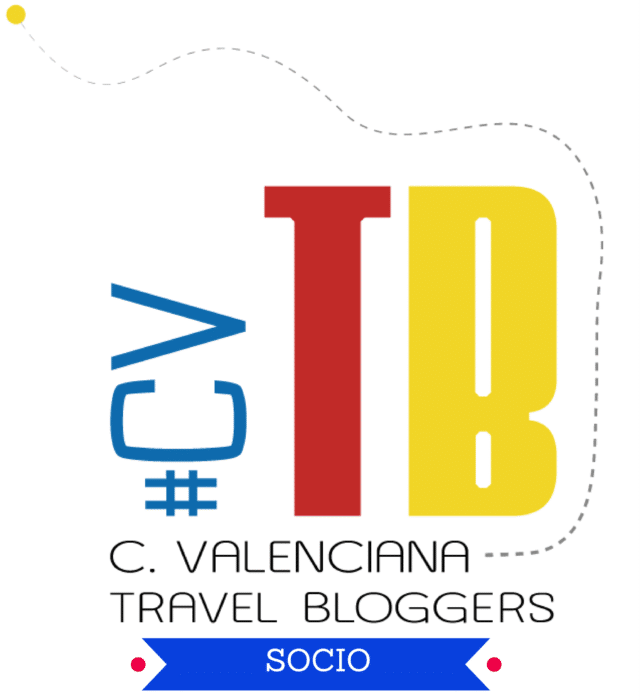 Logo C. Valenciana Travel Bloggers