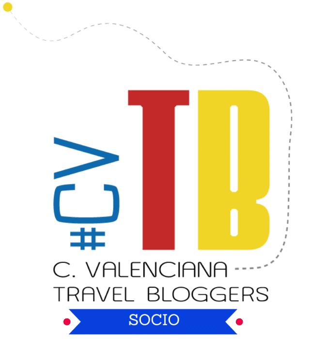 Logo C. Valenciana Travel Bloggers