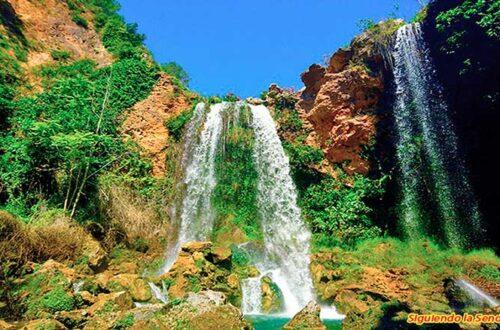 Piscinas naturales de Valencia - Ruta de las 3 cascadas de Anna