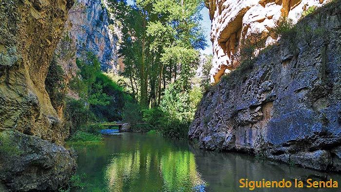 camino natural del Guadalaviar, que ver en Teruel
