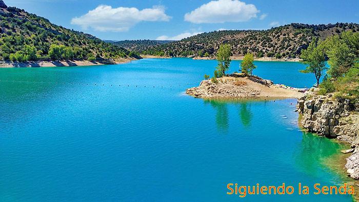 PRESA_DEL_ARQUILLO_CAMINO_NATURAL_DEL_GUADALAVIAR_SAN_BLAS