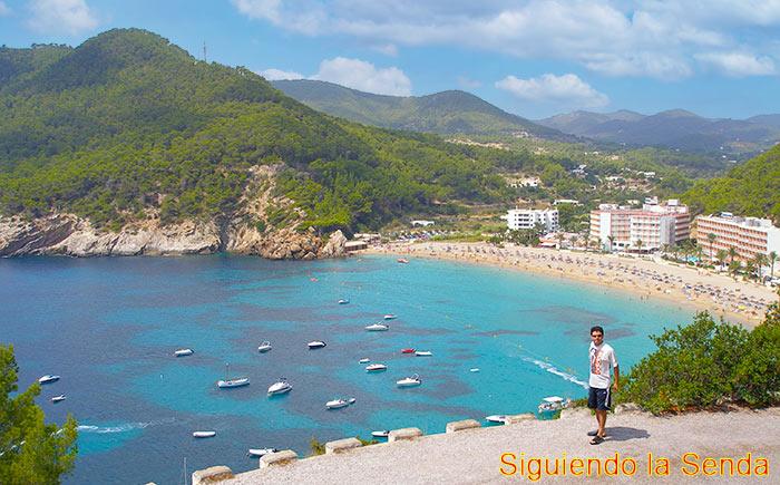 Platja des Riu, 5 planes para hacer en Ibiza.