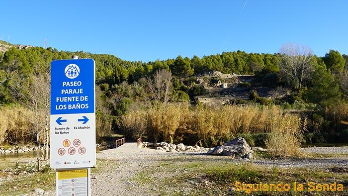 Ruta de las fuentes de Montanejos-3