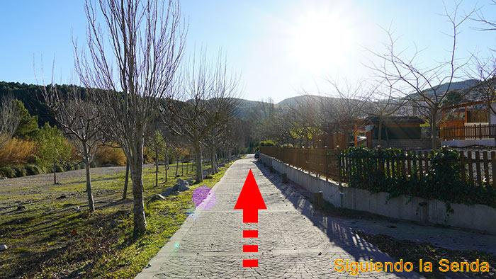 Ruta de las fuentes de Montanejos-4