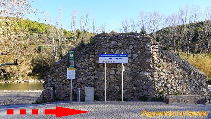 Ruta de las fuentes de Montanejos-5