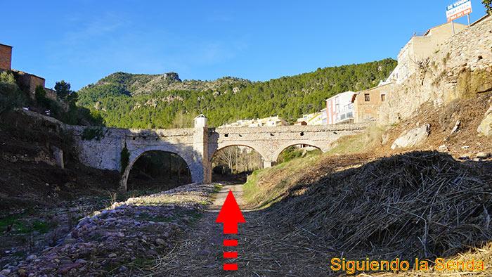 Ruta de las fuentes de Montanejos-7