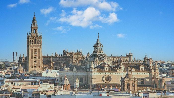 Donde alojarse en Sevilla, centro histórico.