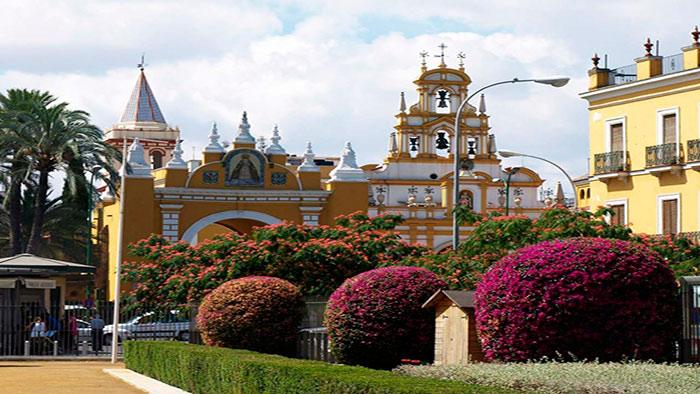 Donde alojarse en Sevilla, Barrio de la Macarena.